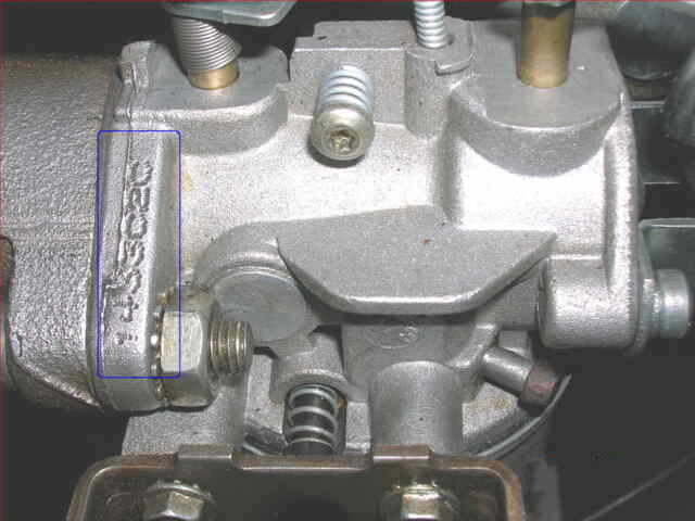 Tecumseh carburetor manufacturing numbers ccuart Image collections