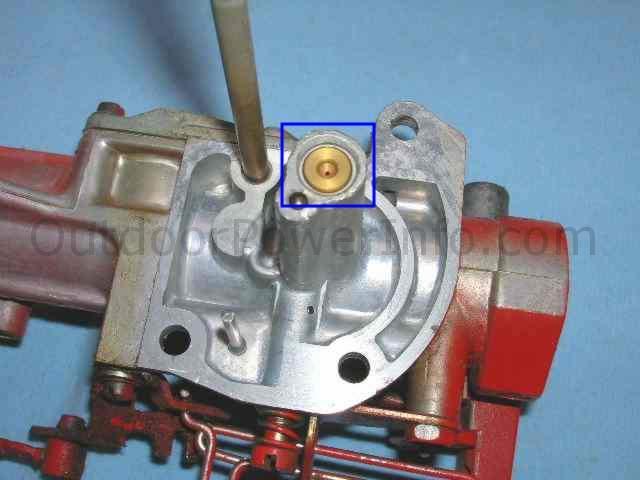 Carburateur BRIGGS /& STRATTON 499952