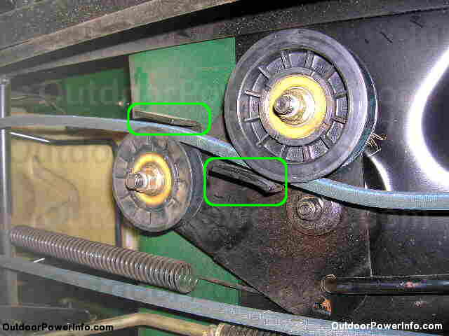 Installation Repair And Replacement Of John Deere Tractor 100. John Deere Tractor 100 Series Drive Belts Set Brake To Slacken Belt. John Deere. Replace John Deere L108 Belt Diagram Diagram At Scoala.co