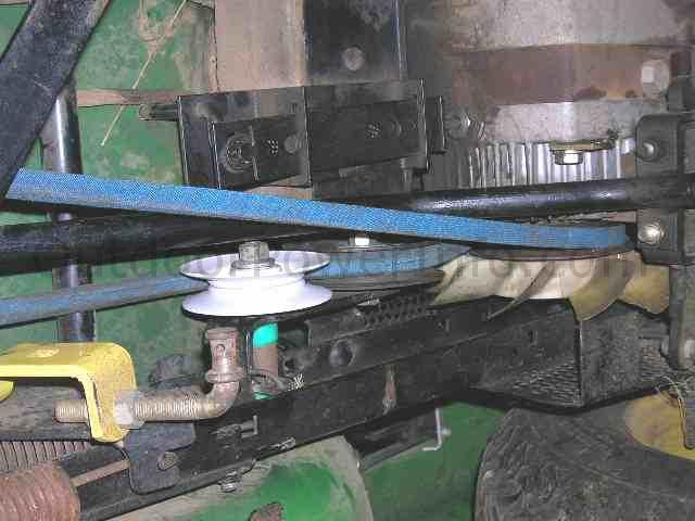 Installation  Repair And Replacement Of John Deere 165
