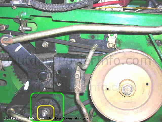 John Deere Lt160 Auto Engine Pulley: John Deere Lt160 Engine Diagram At Freddryer.co