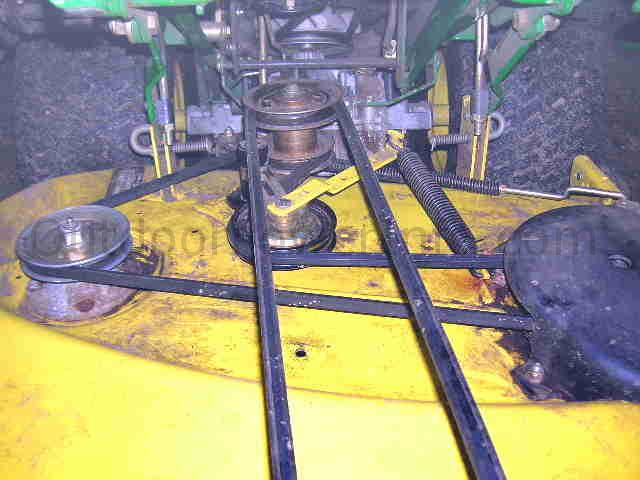 Installation Repair And Replacement Of John Deere Lx266 Hydro Drive. John Deere Lx266 Hydro Drive Belts 42c Deck. John Deere. C John Deere 54 Mower Belt Diagram At Scoala.co
