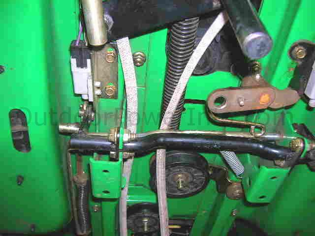 installation repair and replacement of john deere sabre 14 5 38 rh outdoorpowerinfo com