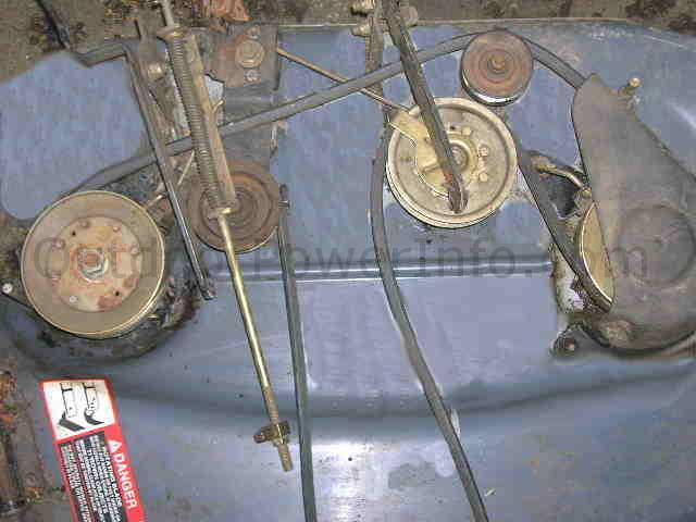 scotts lawn mower wiring diagram installation  repair and replacement of john deere scotts 1642h  replacement of john deere scotts 1642h