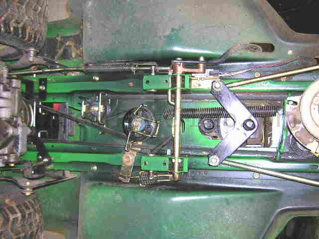 full_length installation and replacement of john deere tractor stx38 and stx46