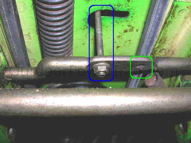 Installation, Repair and Replacement of John Deere STX38 and STX46 ...