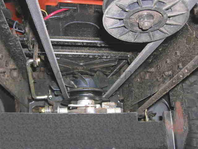 Mtd 46 mower Repair manual Codes