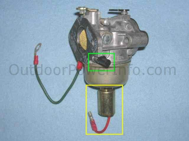 kohler command 12 5 ohv wiring diagram disassembly  cleaning and repair of walbro lmk carburetor used on  repair of walbro lmk carburetor