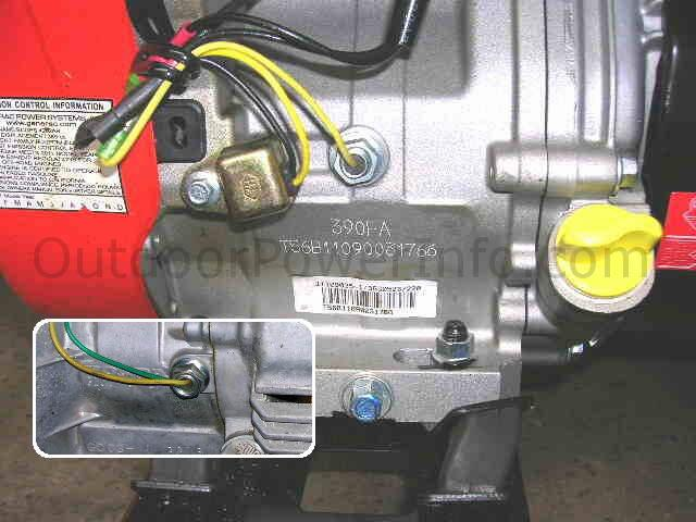 generac engine wiring diagram descriptions  photos and diagrams of low oil shutdown systems on  low oil shutdown