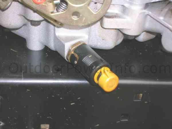 Oil Drain Valve For Small Engines | Tyres2c