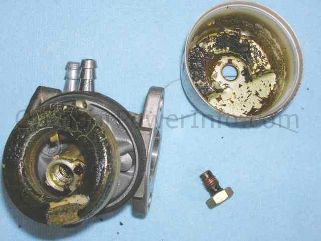 Disassembly, Cleaning and Repair of Tecumseh Carb 640017