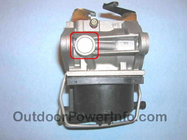 Carburetor Diagram For Teseh Engine   Tecumseh Lawn Mower Engine Carburetor Tyres2c