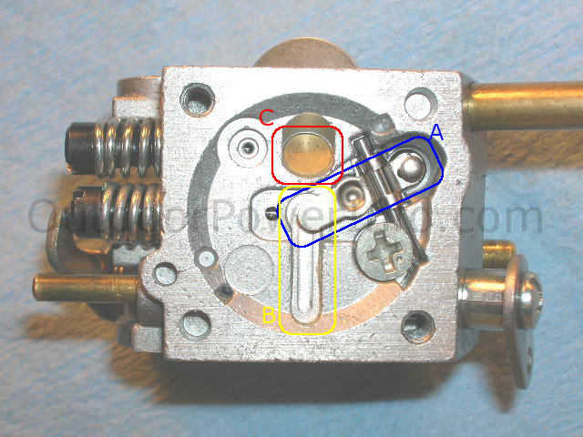 Zama c1u k54a carburetor diagram basic guide wiring diagram disassembly cleaning and repair of zama c1u m29a carb rh outdoorpowerinfo com zama carburetor adjustment procedure ccuart Gallery