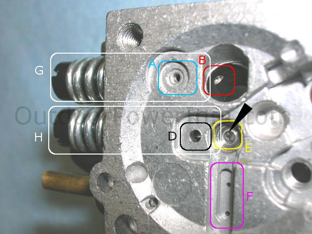 Disassembly, Cleaning and Repair of Zama C1U M29A Carb