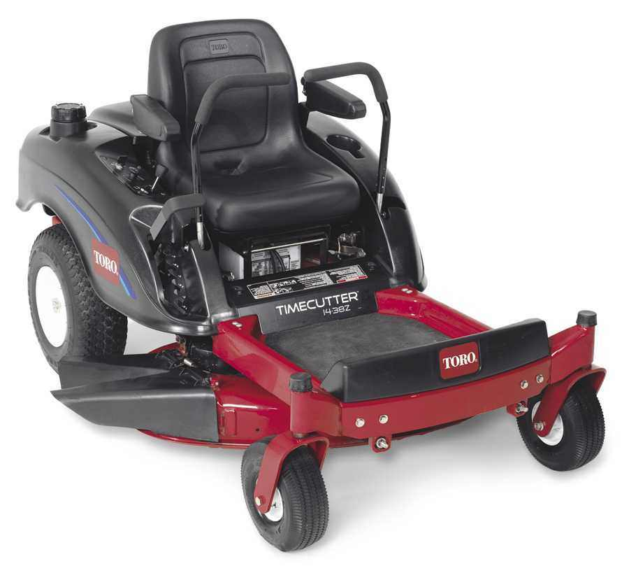Toro Riding Lawn Mowers